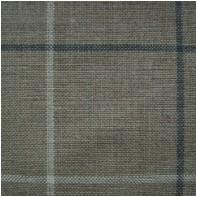Steel Check Linen