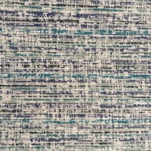 Azure Mix Plain Chenille