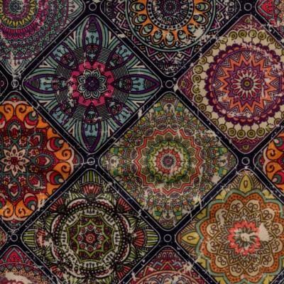 Velvet Tile Multi